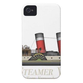 The Paddle Steamer Waverley by Tony Fernandes iPhone 4 Cover
