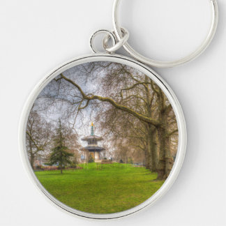 The Pagoda Battersea Park London Keychain
