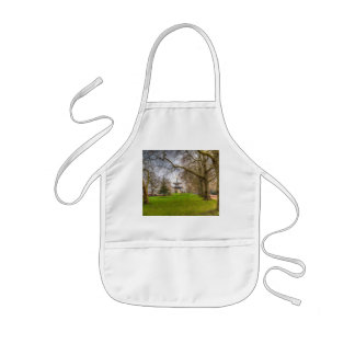 The Pagoda Battersea Park London Kids Apron