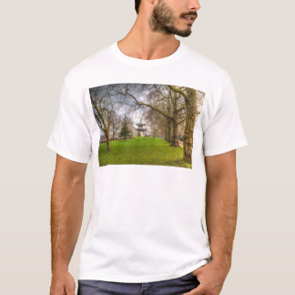 The Pagoda Battersea Park London T-Shirt