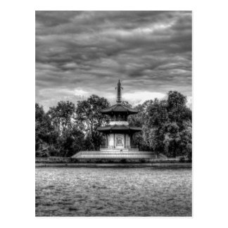 The Pagoda London Postcard