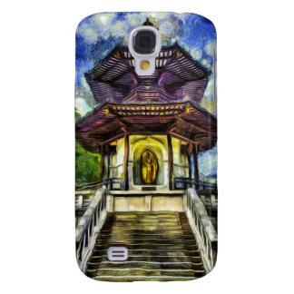 The Pagoda Van Gogh
