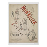 The Pain-Killer Polka Poster