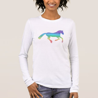 The painted horse long sleeve T-Shirt