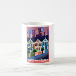 The Painted Ladies Victorian Mug