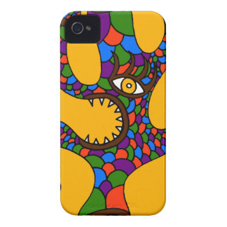 The Painted Lady iPhone 4 Case-Mate Case