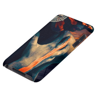 The Painted Lady of the Desert Sunset Case-Mate iPod Touch Case