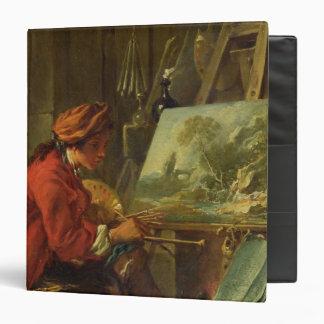 The Painter in his Studio Binders
