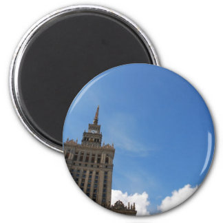 The Palace of Culture and Science Magnet