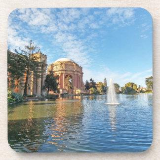 The Palace of Fine Arts California Coaster
