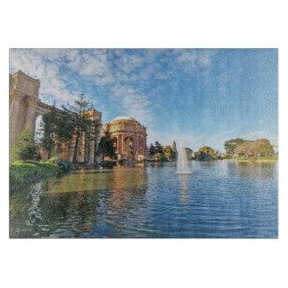 The Palace of Fine Arts California Cutting Board