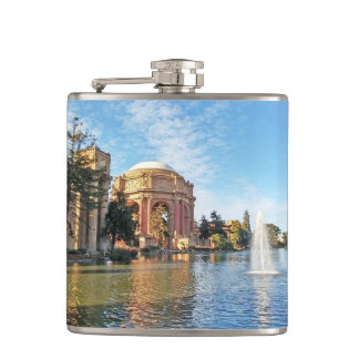 The Palace of Fine Arts California Flasks