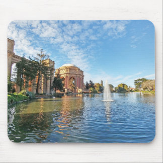 The Palace of Fine Arts California Mouse Pad