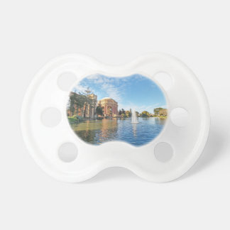 The Palace of Fine Arts California Pacifier