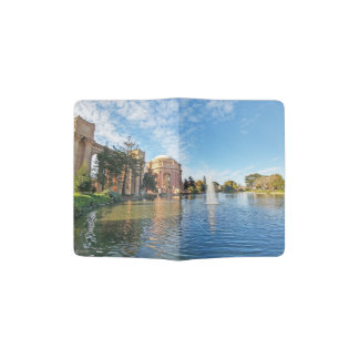 The Palace of Fine Arts California Passport Holder