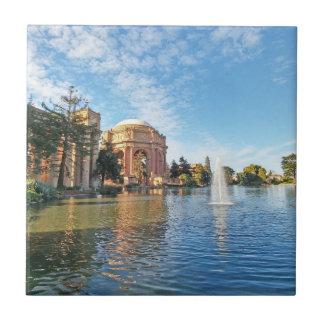 The Palace of Fine Arts California Tile