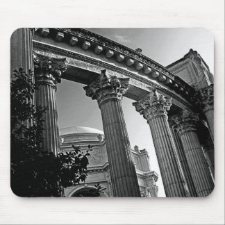 THE PALACE OF FINE ARTS MOUSE PAD