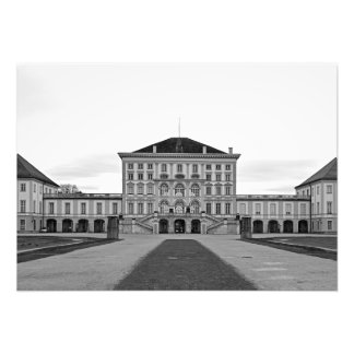 The Palace of Nymphenburg Photo Print