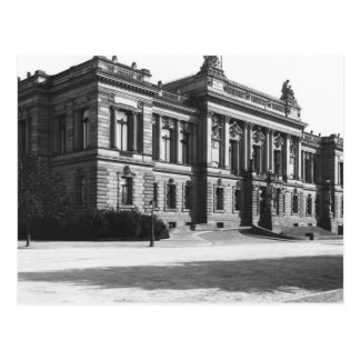 The Palace of the regional delegation Postcard