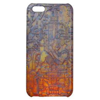 The Palenque Astronaut! iPhone 5C Case