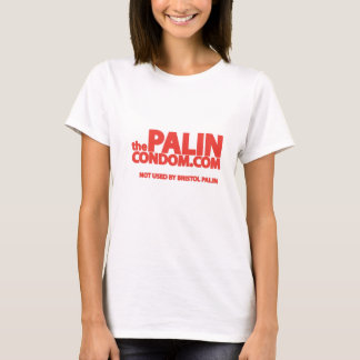 The Palin Condom T-Shirt
