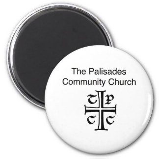The Palisades Community Church Magnet