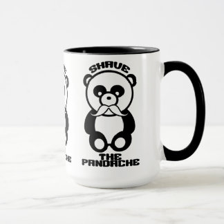 The Pandache mug - choose style & color