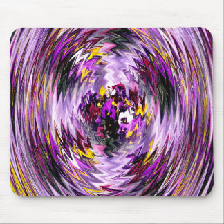 The Pansies within.... Mouse Pad