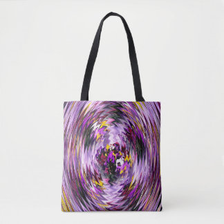 The Pansies within.... Tote Bag