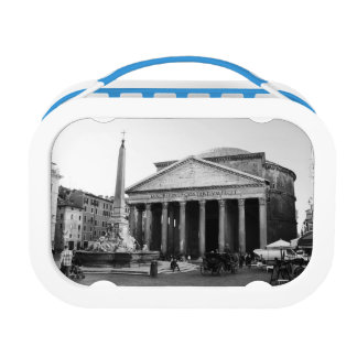 The Pantheon in Rome, Italy Lunch Box