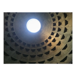 The Pantheon Photo Print