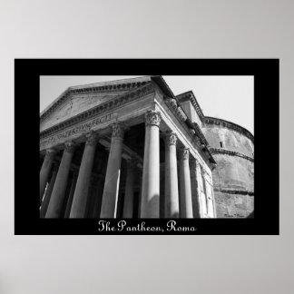 The Pantheon, Roma Poster