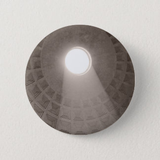 The Pantheon, Rome 2 Inch Round Button
