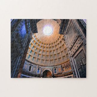 The Pantheon  Rome Italy Jigsaw Puzzle