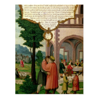 The Parable of the Prodigal Son Postcard
