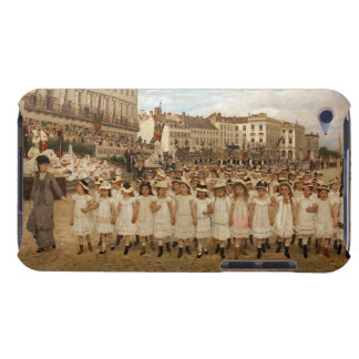 The Parade of the Schools by Jan Verhas Case-Mate iPod Touch Case