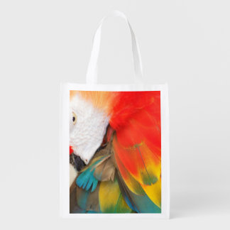 The Parakeet Reusable Grocery Bags