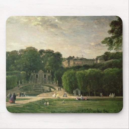 The Park at St. Cloud, 1865 Mouse Pads