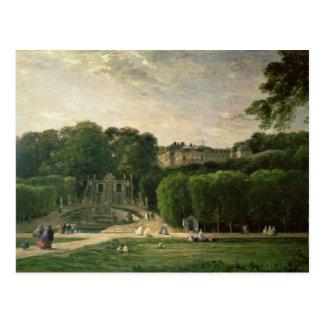 The Park at St. Cloud, 1865 Postcard