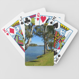 The Park Bench, Berri, South Australia, Bicycle Playing Cards
