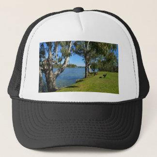 The Park Bench, Berri, South Australia, Trucker Hat