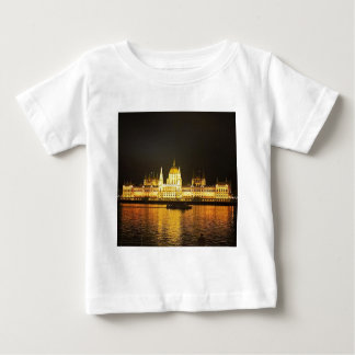 The Parlement Building Budapest Baby T-Shirt