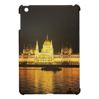 The Parlement Building Budapest Cover For The iPad Mini