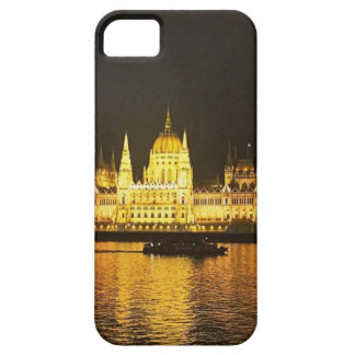 The Parlement Building Budapest iPhone 5 Cases
