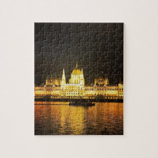 The Parlement Building Budapest Jigsaw Puzzle