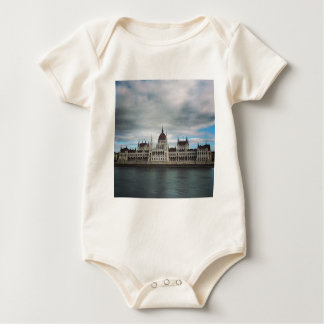 The Parlement Building Budapest, Maritha Mall Baby Bodysuit