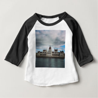 The Parlement Building Budapest, Maritha Mall Baby T-Shirt
