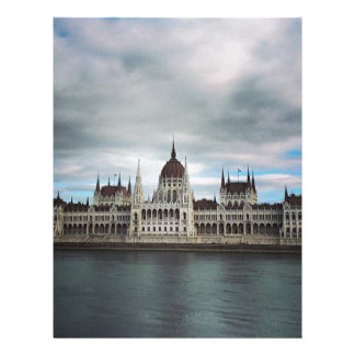 The Parlement Building Budapest, Maritha Mall Letterhead
