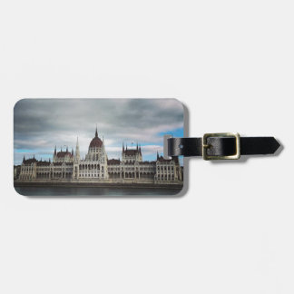 The Parlement Building Budapest, Maritha Mall Luggage Tag