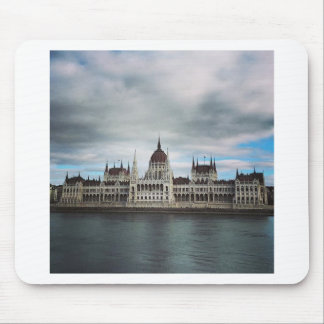 The Parlement Building Budapest, Maritha Mall Mouse Pad